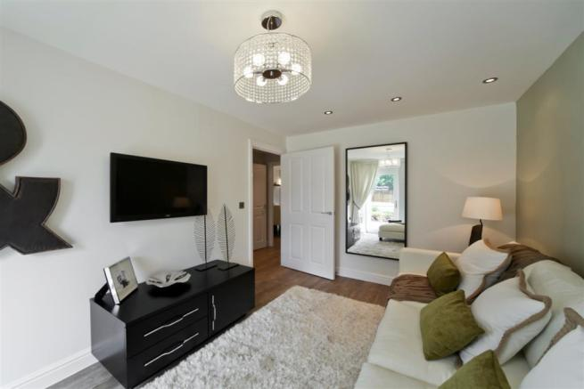 Taylor Wimpey - Typical Lounge