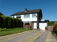 semi detached property for sale in 21 Chantry Road, Disley...