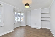 Terraced house in St. Mary's Road, E10