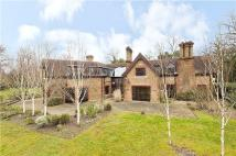 Detached home to rent in Burhill, Hersham...