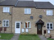 Terraced house in Sylvan Close, Coleford...