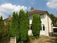 3 bedroom semi detached house in Glebelands, Headington...