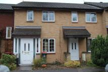 Terraced house to rent in Chevening Close...
