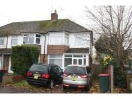 End of Terrace house in NORTHGATE ROAD, Crawley...