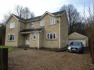 Detached home in Wood Royd Road, Deepcar
