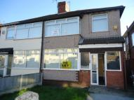 3 bedroom semi detached property to rent in Howden Drive...