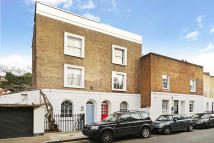 Terraced house in St Lukes Street, Chelsea