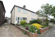 3 bed semi detached house to rent in Carr Road, Northolt...
