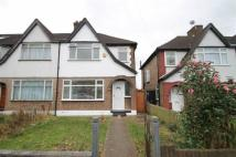 3 bedroom End of Terrace property in The Fairway, Northolt...