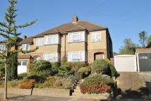3 bedroom semi detached house in York Road, Northwood...