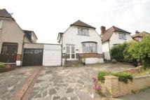 Detached house to rent in York Road, Northwood...
