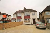 semi detached house in Pinner Road, Northwood...