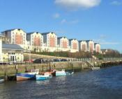 Ouseburn Wharf Apartment for sale