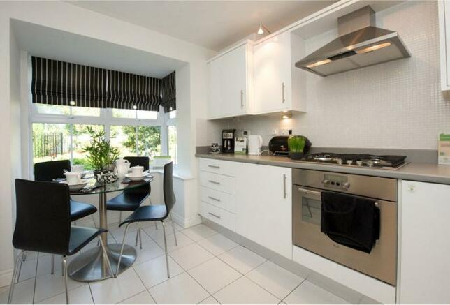 Woodcote kitchen