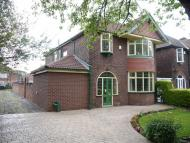 4 bedroom Detached house in Wellington Road North...