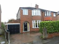semi detached house in Bankhall Road...