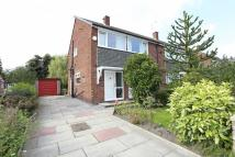 semi detached property in Mouldsworth Avenue...