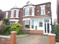 3 bed semi detached house in Manchester Road...