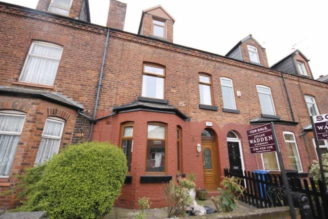 3 bedroom terraced house for sale in cambridge road heaton chapel stockport sk4 for 3 bedroom house for sale in cambridge