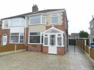 3 bed semi detached home for sale in Carnforth Road...