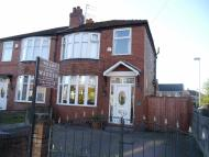 3 bedroom semi detached property in Bower Avenue...
