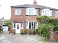 3 bedroom semi detached property in Ryde Avenue, Heaton Moor...