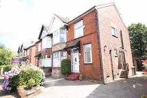 4 bedroom semi detached property in Lawton Road...