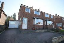 3 bedroom semi detached house in Kingsleigh Road...