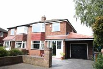 semi detached property in Ryedale Close...