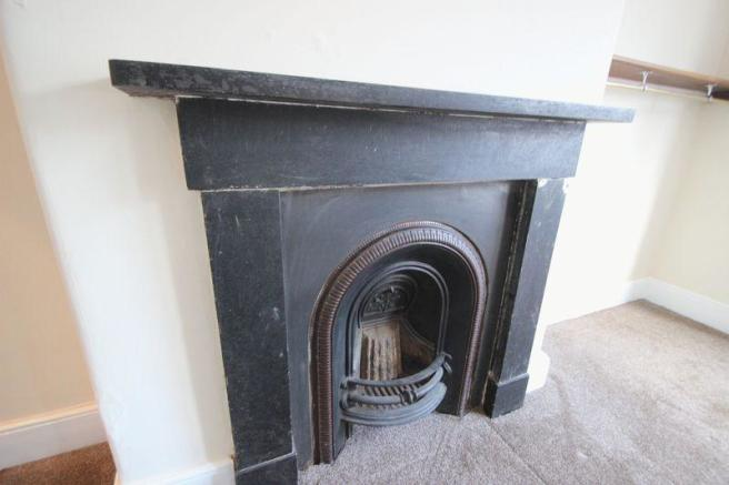 Fireplace in M...
