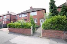 semi detached property for sale in Finsbury Road, Reddish...