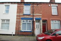 Terraced property in Havelock Street...