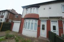2 bed semi detached property in Laburnum Avenue...