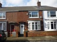 Terraced house in Stainsby Street...