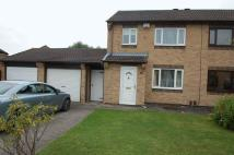 semi detached property to rent in Keepers Lane...