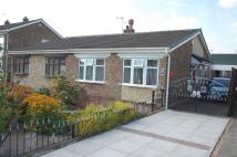 Semi-Detached Bungalow in Stanstead Way, Thornaby...