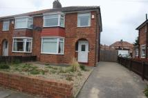 semi detached home to rent in Heythrop Drive, Acklam...