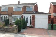3 bedroom semi detached property for sale in Bassleton Lane, Thornaby...