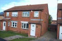 3 bed semi detached property in Partridge Close...