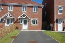3 bedroom semi detached house in Darbyshire Close...