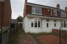 semi detached house to rent in Diamond Road, Thornaby...