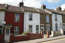 Terraced house to rent in Station Road, Strood