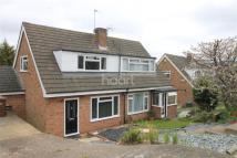 semi detached home to rent in Rushdean Road, ME2