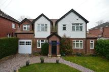 Detached home in Bradshaw Road, Marple