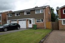3 bedroom semi detached property in Ormond Close, Fair Oak
