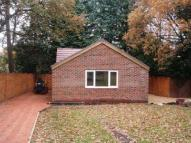 Bungalow in Chilworth