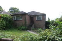 Bungalow in Springhill Road...