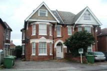 Studio apartment in Howard Road, Shirley