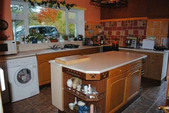 Second Kitchen