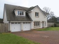 4 bed Detached house in 13 Jubilee Park, Peebles